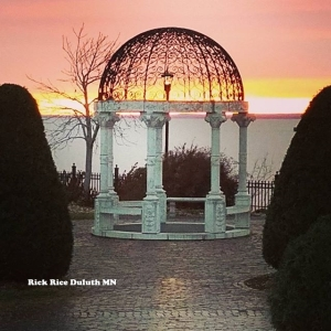 Wedding Gazebo in the Rose Garden Image by Rick Rice