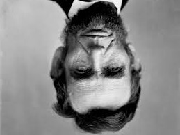 Lincoln stood on his head Google Image