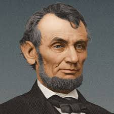 Portrait of Lincoln. Founding Father of the GOP and revolutionary. Google Images