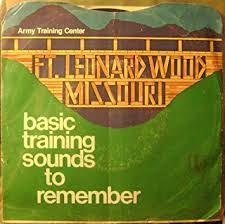 Welcome to Fort Leonard Wood Basic Training