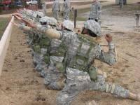Hand Grenade Training