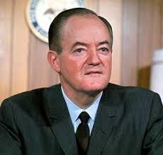 Hubert H. Humprey, United States Senator, Minnesota's Favorite Son, Vice President of the United States, elder Statesman Google Images