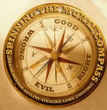 The Moral Compass. Good Evil Wrong Right Google Images