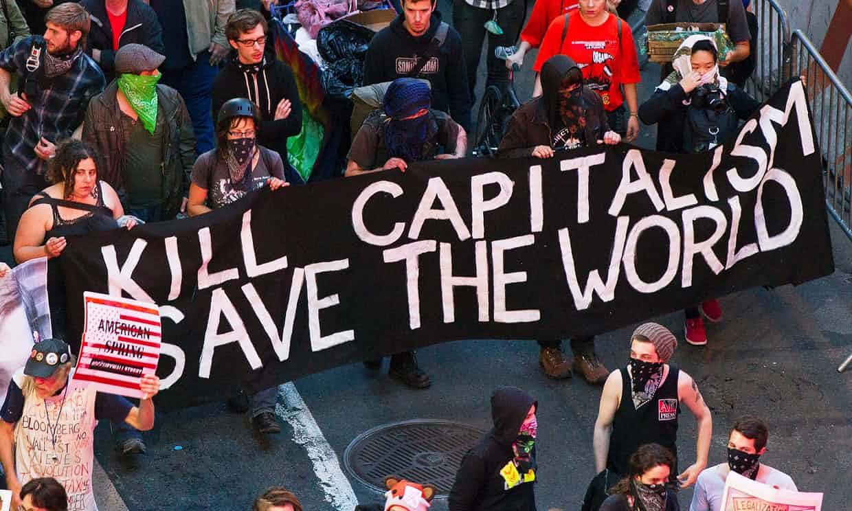 Kill Capitalism Save the World