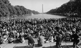 March on the Pentagon Oct 21, 1967 Google Images