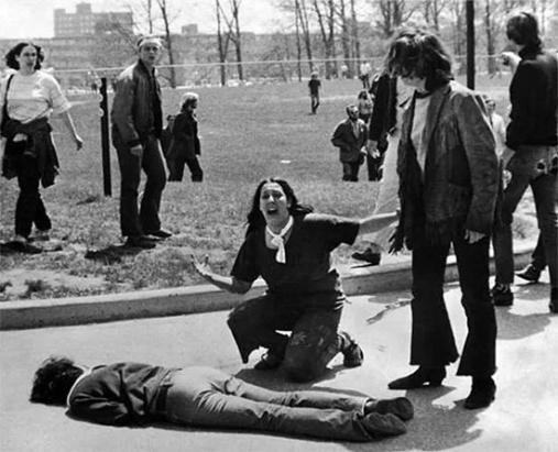 Kent State Massacre May 4, 1970 Google Images