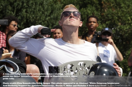 White Supremacist March Charlottesville's White Pride Rally Chip Somodevilla/ Getty Images