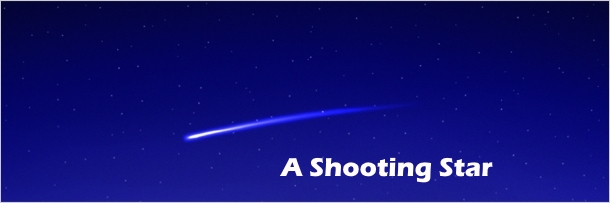 ACTUAL SHOOTING STAR THIS IS NOT A METEORITIE