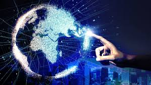 The tech revolution aka The Fourth Industrial Revolution Google Images