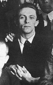 Joseph Goebbels as a young man Google Images