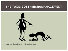 the toxic boss Google Images