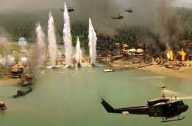 HUEY GUNSHIPS