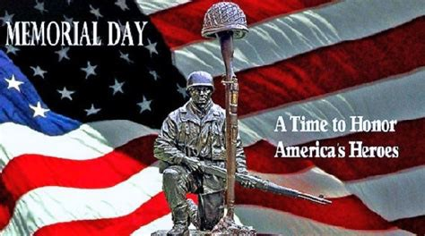 A time to honor those who have fallen