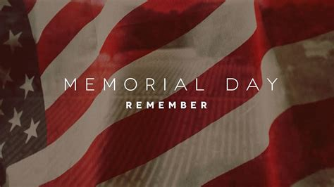 Remember those who gave their lives